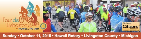 Tour de Livingston - Howell Rotary
