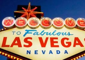 Hometown's headin' to Vegas!