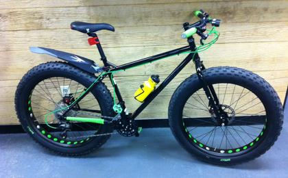 Shaun's Fat Tire Bike