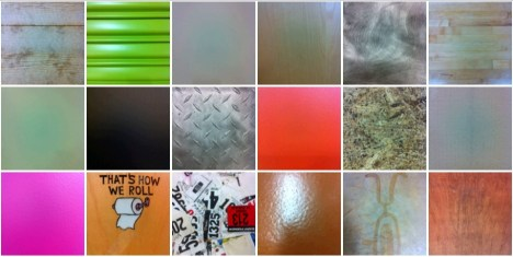 Colors and textures of the upcoming Hometown Bicycles: Bicycle Adventure Center