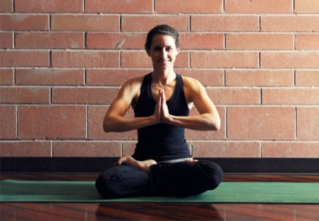 Hatha Yoga with Stacy Mulka at Hometown Bicycles