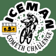 Iceman Cometh Challenge logo