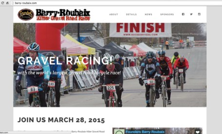 Barry-Roubaix website