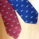 Bicycle neckties