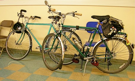 Travel bicycles