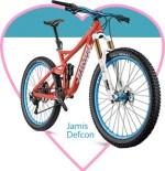 Jamis Defcon for Valentine's Day
