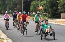 Bike Tour Vacations, LLC's Crazy Hare-Brained Tour in Michigan