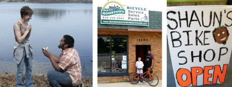 Hometown Bicycles history