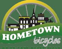 Hometown Bicycles of Brighton, Michigan logo