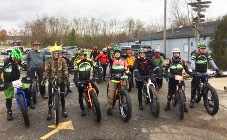 Hometown Bicycles 3rd Annual Chili Cook-Off Fat Bike Friendly Ride