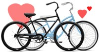 Nirve beach cruiser Valentines Day Giveaway