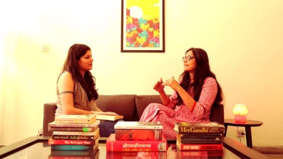 Devapriya Roy in conversation with Amrita Tripathi
