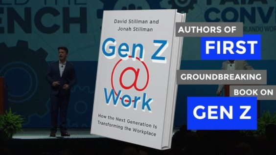 Make Way for Gen Z - David Stillman & Jonah Stillman