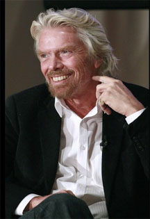 Astrological Sign Cancer, Richard Branson, Virgin Records empire!