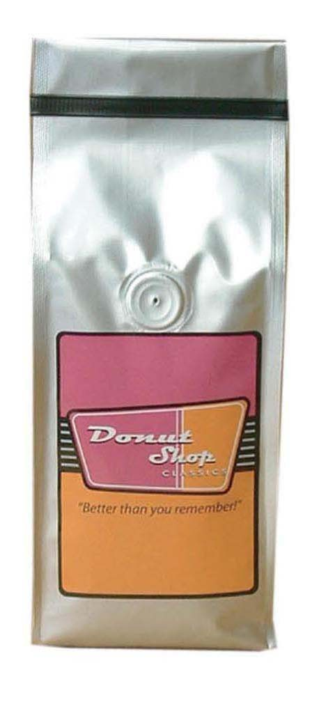 Donut Shop Classics Gourmet Ground  Coffee