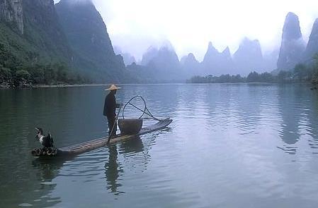 Lijiang River Fishing
