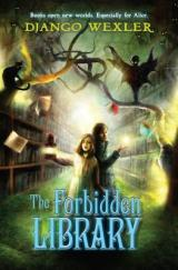 Cover of The Forbidden Library