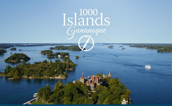 1000 Islands Gananogue Tourism