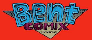 Bent Comix logo