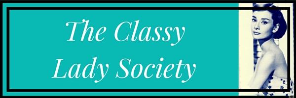 The Classy Lady Society