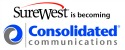 SureWest is becoming Consolidated Communications