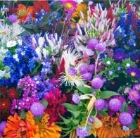 market flowers by bernadette e. kazmarski