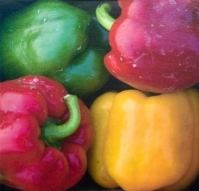 peppers by bernadette e. kazmarski