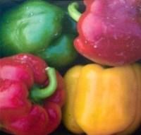 peppers by bernadette e. kazmarski