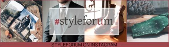 styleforum instagram