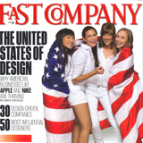DFA on Cover of Fast Company