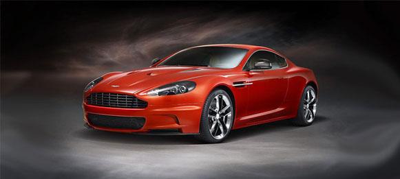 Aston Martin DBS Carbon Edition Coupe 2012