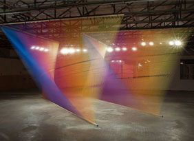 """""""The Density of Light"""", de Gabriel Dawe"""