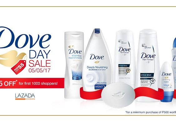 Dove Day Sale