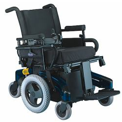 Picture of a Mid Wheel Drive Power Wheelchair