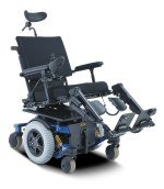 Picture of Rehab Style Power Wheelchair