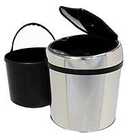 Picture of iTouchless Bathroom Trash Can