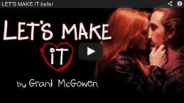 LET'S MAKE IT video trailer
