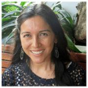 Tatiana Gumucio. Photo: CCAFS