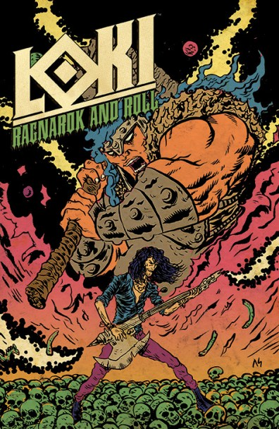 Loki: Ragnarok and Roll #1