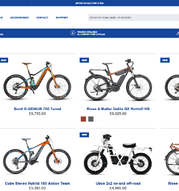 Welcome to the new 50cycles Electric Bikes website 1