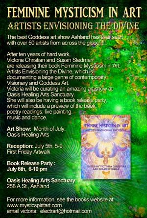 Feminine Mysticism In Art
