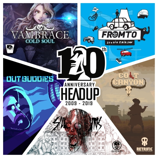 gamescom: Play five upcoming Indie Gems from Headup at the Indie Mega Booth! 6