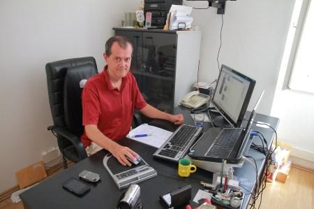 Željko Erceg, pokretač portala Faceri.net