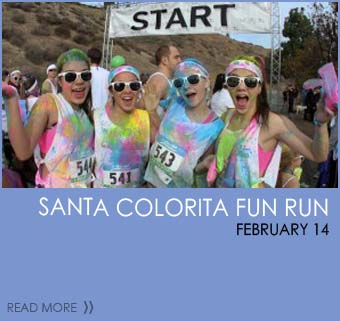 Santa Colorita Fun Run February 14