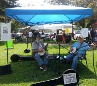 banjo players
