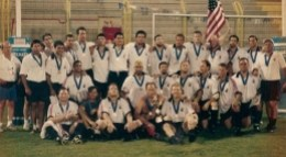 1997 Gold Medal Team