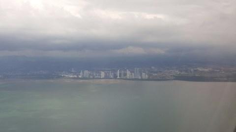 Arriving in Havana via PTY
