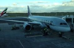 787 Qatar Airways