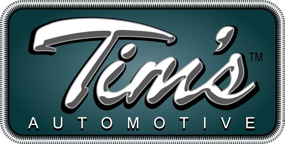 Tim's Awesome logo created by our friend Lee Korak of Korak Design