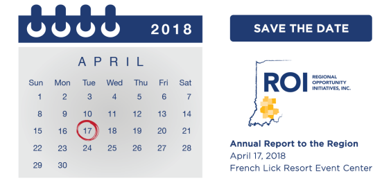 Save the date: April 17 ROI Annual Report to the Region